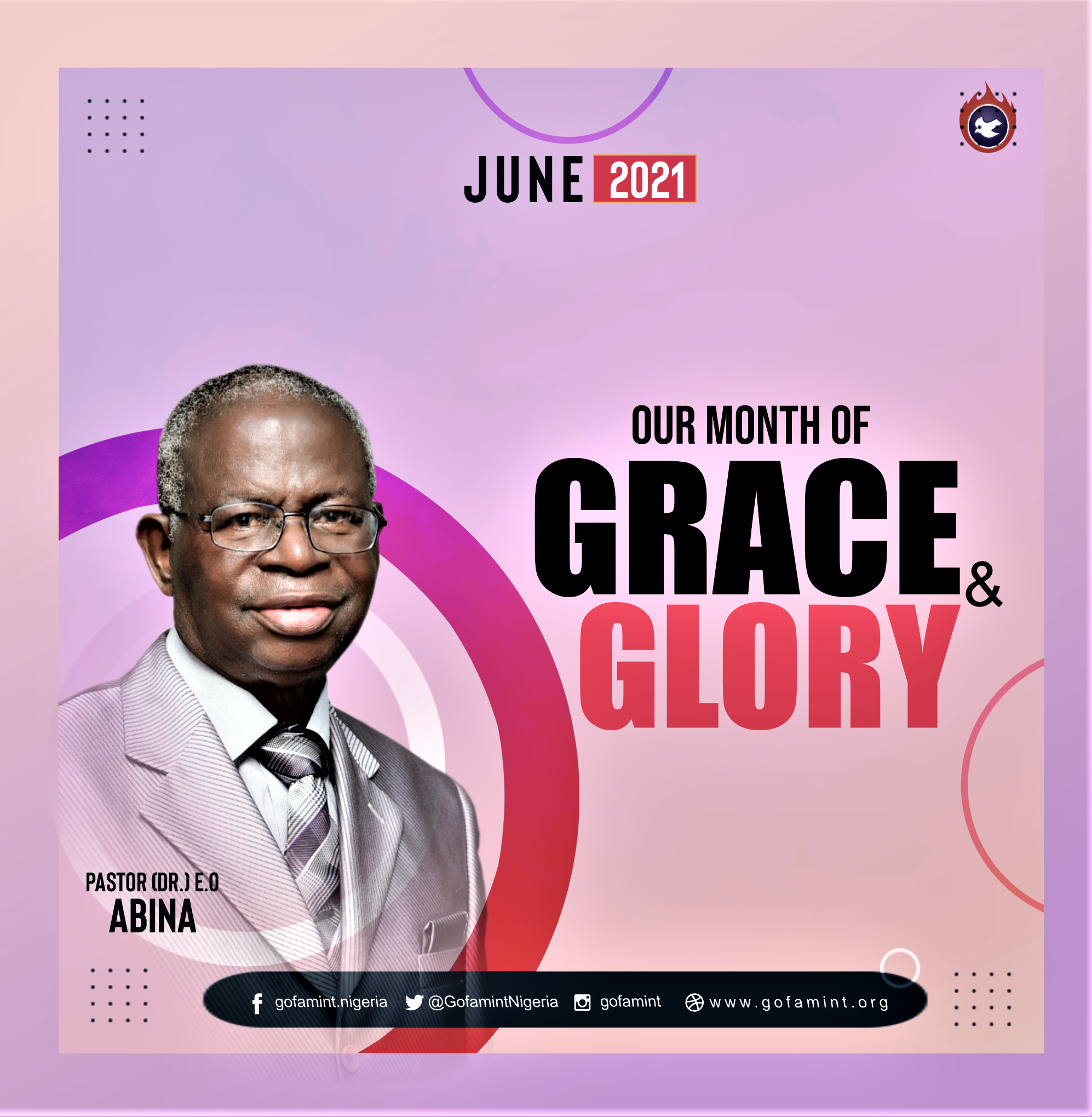 PROPHETIC DECLARATION FOR THE MONTH OF JUNE 2021